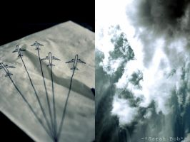 : Airplanes : by SarahBob