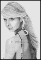 Sarah Michelle Gellar by KLPDesignS