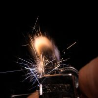 Little fireworks by Akxiv