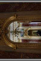 Mirrors in Lviv Opera by la-niebla