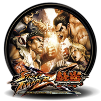 Street-fighter-X-Tekken png Icon 512x by SidySeven