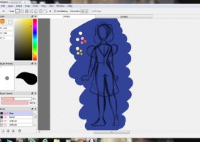 Carrie's prom night WIP by Thehighwaygirl