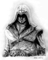 Brotherhood Ezio by K4nspachi