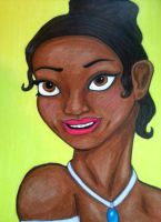 Tiana by Comix-Chick