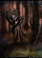 The Witching Hour by noctem-tenebris