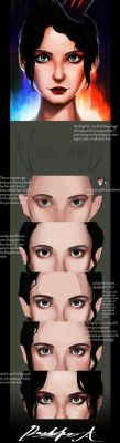 .Bright Eyes Tutorial. by Anermik