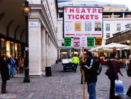 Theatre Tickets by Sikthy-Mish