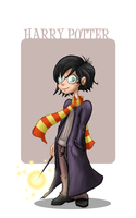 Harry Potter by GoshuFR