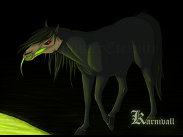 .: Green light of Fear :. by SinisterEternity