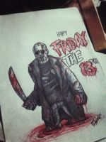 Friday the 13th. by Frankienstein
