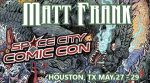 Space City Comic Con - this weekend! by KaijuSamurai