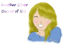 Heather Silver-Owner by patchesofheaven74