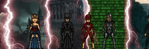 DCCU event - Flashpoint Paradox by LoganWaynee