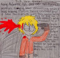 SOUTH PARK: Did You Know? by disneyfan056