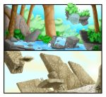 B7 Environment Study 4 Colored by Smitty-Tut