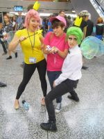 The family reunited ! - Fairly Odd Parents by GiH-Crafting