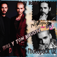 Photopack 02 Bill Y Tom Kaulitz by PhotopacksLiftMeUp