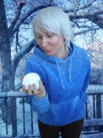 Jack Frost - Snowball Fight by evilfuzzle2