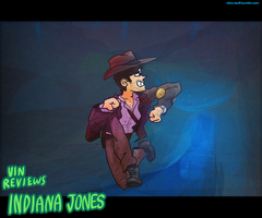 Video Vinesauce: Indiana Jones by NegitiveX