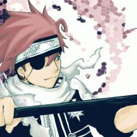 D. Gray-man  - Rabi by wing-clover