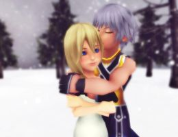 RikuNami Day: I'll Keep You Warm by R-O-K-U-S-H-I