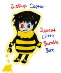2weet Liittle Bumble Bee by UberKawaiiVampire94