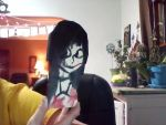 Jeff the Killer Headshot FOR SALE by Iucky-charms