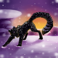 Snow is Here :A.T: by Kitsooki
