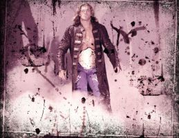 Grunge WWE Edge by Thuglife25