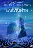 Return To The labyrinth Cover by Missykat90
