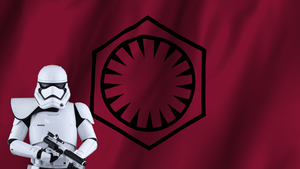 First Order Stormtrooper by AnnikovTheRed