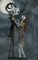 Jack and Sally by Paulycat