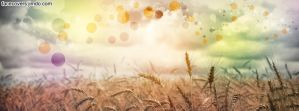 Abstract Dots - Facebook Cover by rockIT-RH