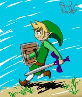 Running Link by RussianWallet