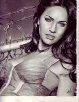 Megan Fox by Dustboy76