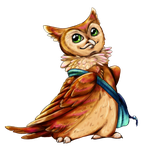 Lil the Feathersona by Thilil