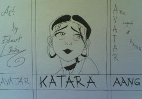AAVATAR_Drawing_08 by eduaarti