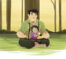 A day with uncle Bolin by JoGoNeXX
