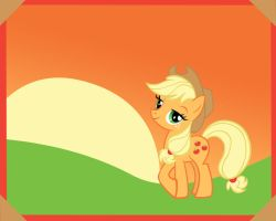Picture perfect Applejack by jhr921