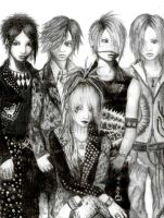the gazette by MiYaViFaNgUrL21