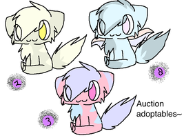 point Auction adoptables by kastu-ney