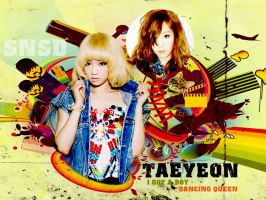 TAEYEON-I GOT A BOY by jaz1185