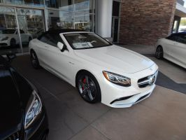 2017 Mercedes-Benz S63 AMG Cabriolet (C217) by TheHunteroftheUndead
