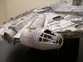 FineMolds  Millennium Falcon by BLUE-PROMETHEUS