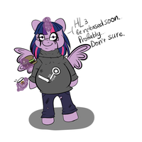 Twilight Newell by ChickenBrony