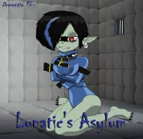 Lunatic's Asylum by PlayboyVampire