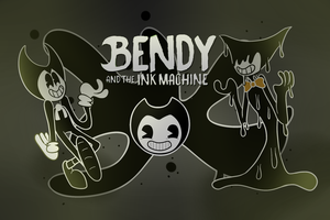 Bendy and the Ink Machine by Dizzy-Mis-Lizzy