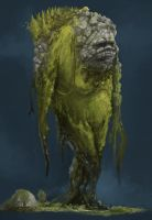 Swamp Giant by spatss