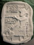 An Offering of Kings - Horemheb by FireVerseCeramics