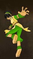 Toph Beifong by Jeako